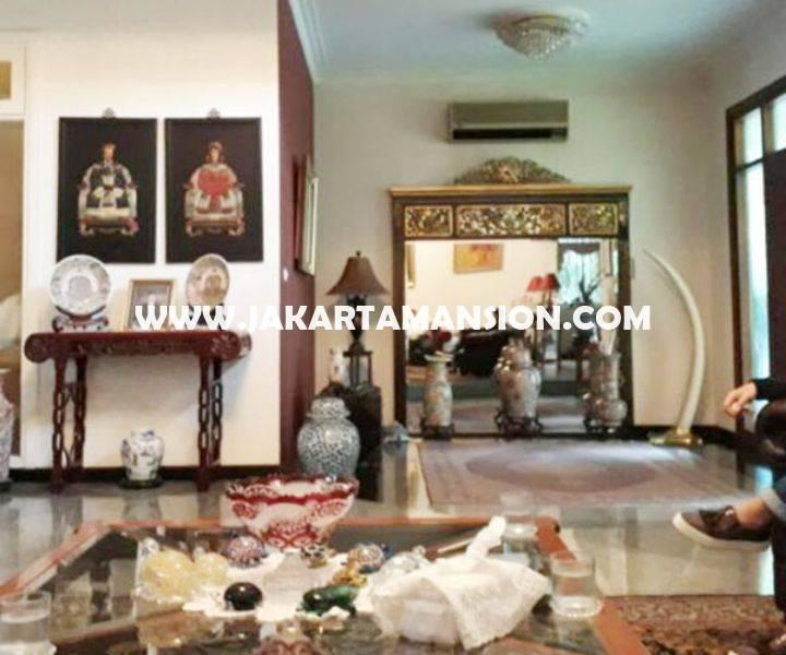 HS806 Rumah Jalan Mataram Senopati Kebayoran Baru dekat SCBD Sudirman Dijual Murah