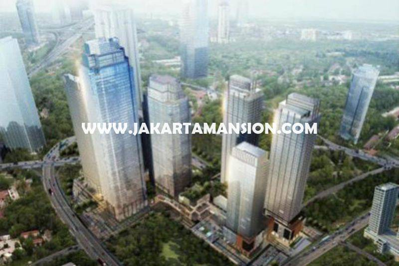 OS822 Tower Treasury Office 8 at Senopati SCBD Sudirman Dijual Murah 1 lantai luas 2.722m