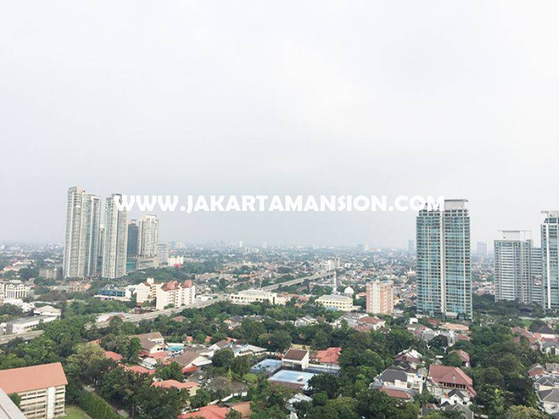 AR831 Dharmawangsa New Tower for rent sewa lease