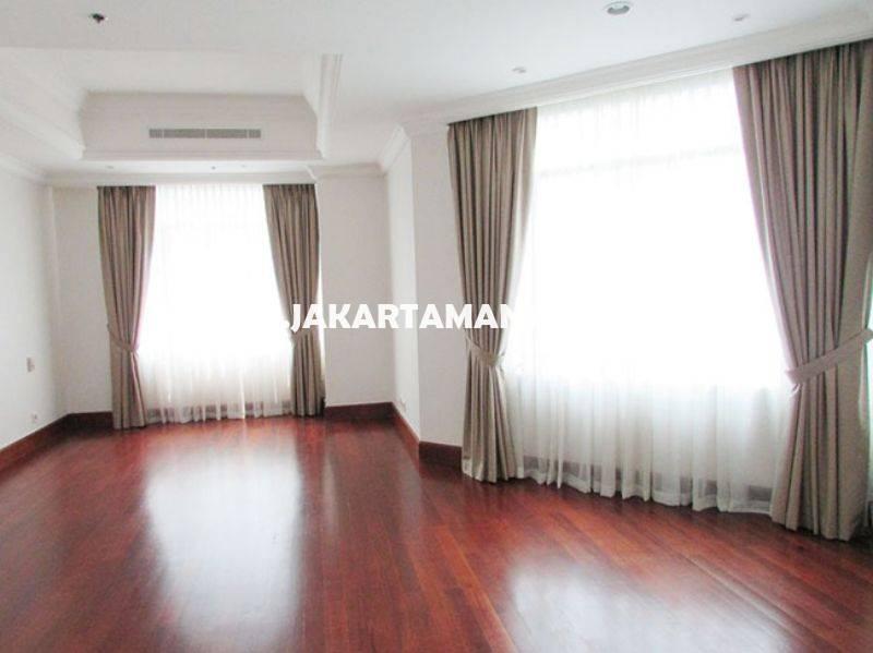 AS854 Penthouse Apartement Four Season Residence Rasuna Said Kuningan Dijual Murah 2 Lantai