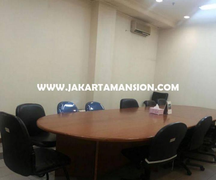 OS858 Gedung Kantor Ruko Taman A9 Mega Kuningan Dijual Murah 5 lantai SHM for Sale