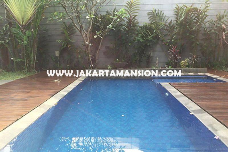 HS862 Rumah Elite Jalan Sriwijaya Senopati Kebayoran Baru Jarang ada Dijual Murah
