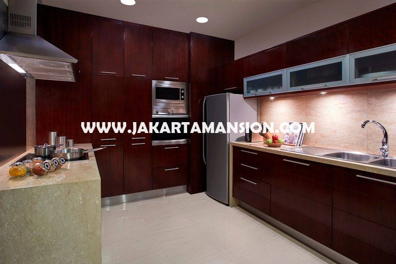 AR873 Shangri-La Residences for rent sewa lease Jakarta