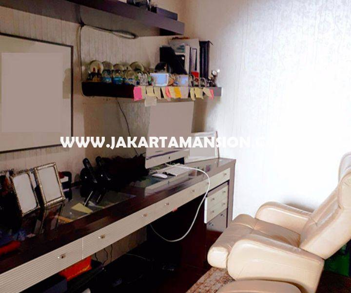 AS896 Apartement The Peak Sudirman luxury furniture Dijual Murah luas 238m City view