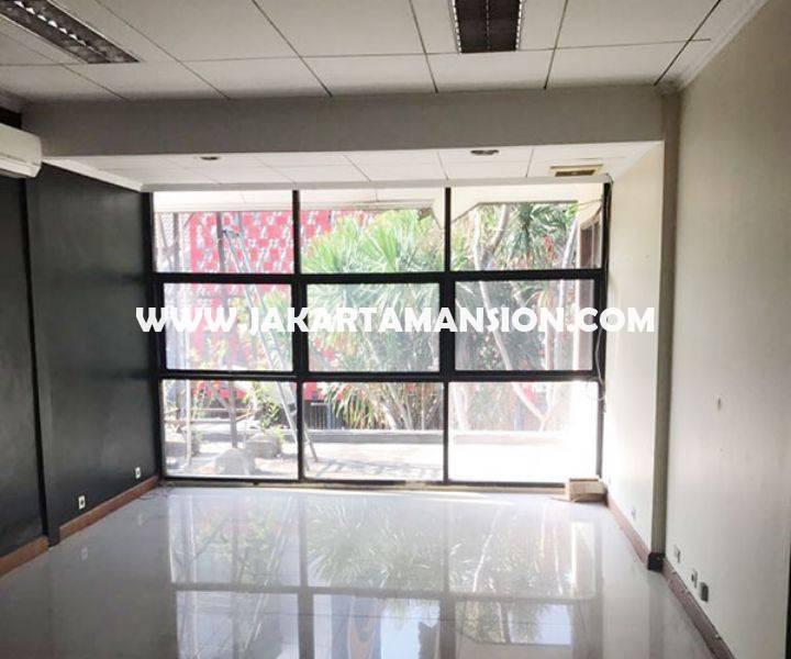 CS897 Rumah Menteng Jalan Kusuma atmadja dekat Bundaran HI Thamrin Dijual Murah bisa 4 lantai