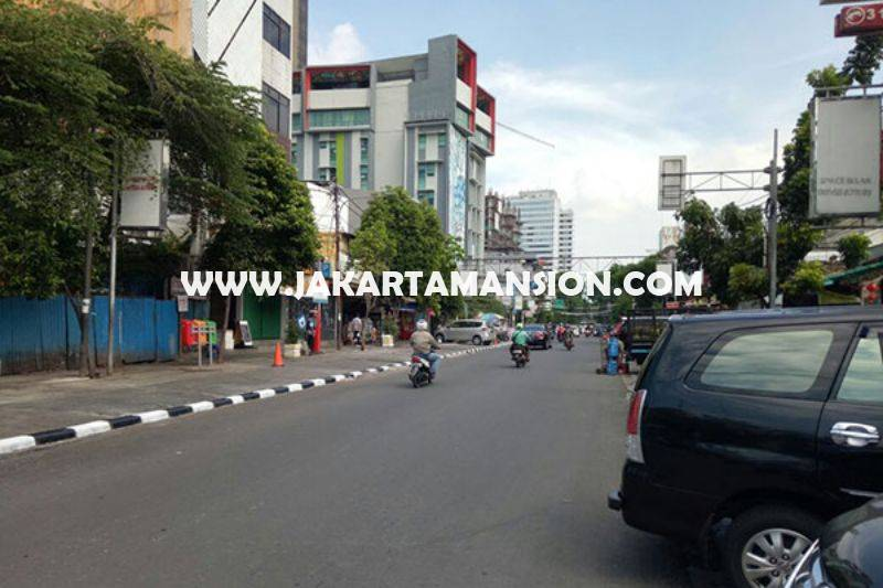CS902 Tanah Jalan Agus Salim Sabang Menteng Dijual Murah ijin bisa Gedung 7 Lantai