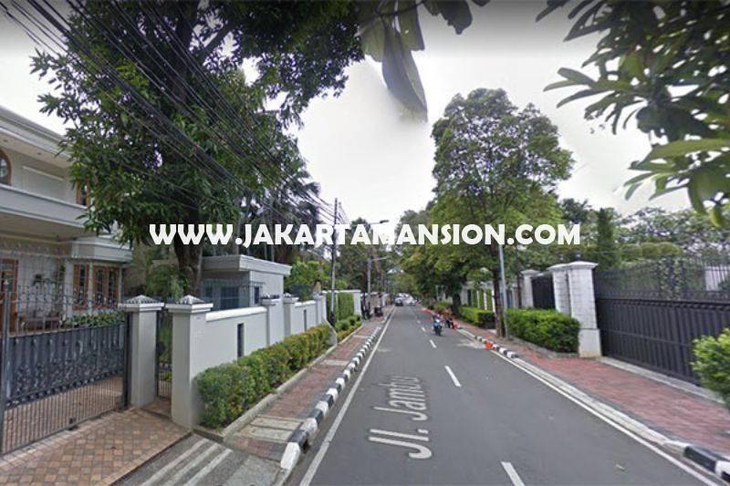 HS906 Rumah Jalan Jambu Menteng Dijual Murah Golongan C tanah Kotak 90 juta/m