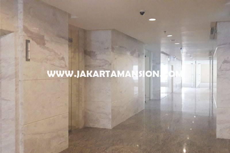 OS923 Space Office at Lobby Ground Floor Sahid Sudirman Center Dijual Murah