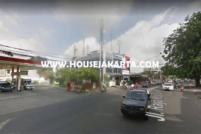 LS938 Tanah Jalan Raya Kebayoran Lama luas 5.150m Dijual Murah 20 Juta/m Jarang Ada