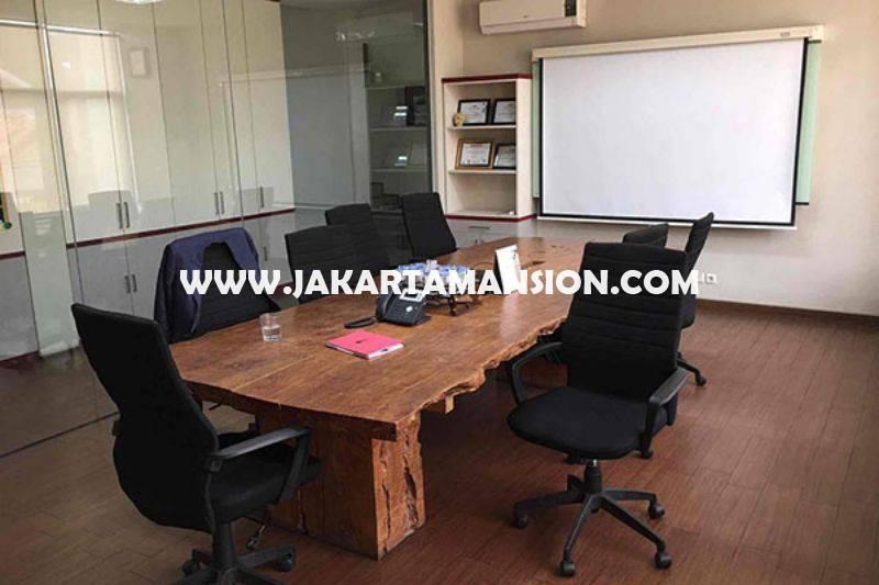 OS939 Gedung kantor 3 lantai Bendungan Hilir dekat Jalan Sudirman Gatot Subroto Dijual Murah