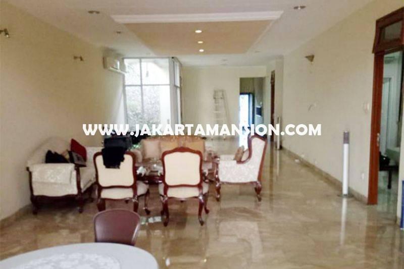 HS962 Rumah Jalan Maluku Menteng Jakarta Pusat Dijual Murah Tanah Kotak