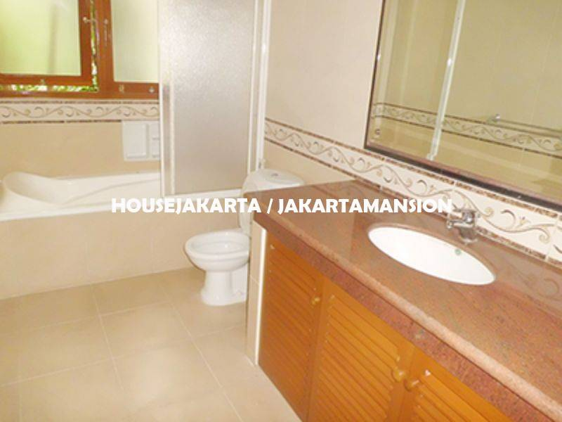HS985 House for Sale Jual at Kemang South Jakarta