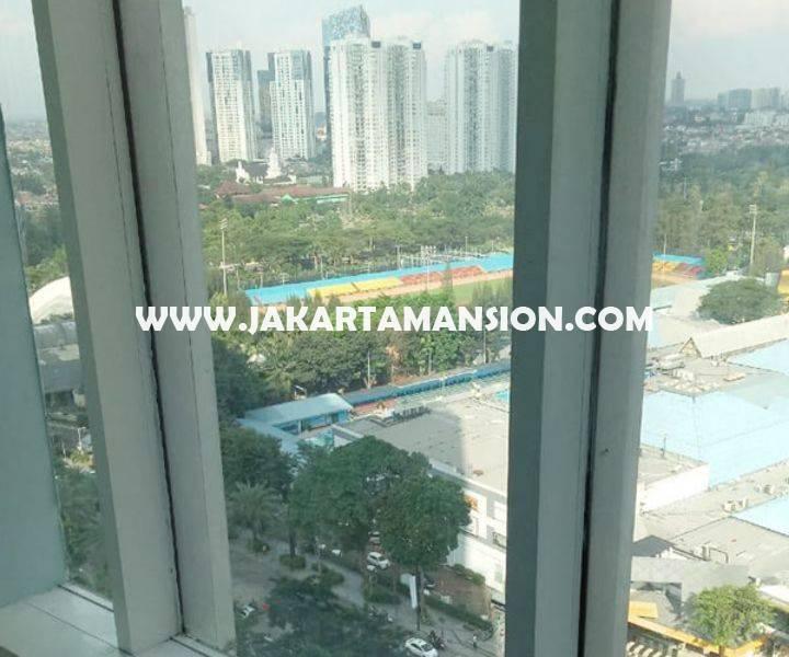 OS988 Kantor H Tower Office Rasuna Said Kuningan Dijual Murah luas 205m Harga 40 juta/m