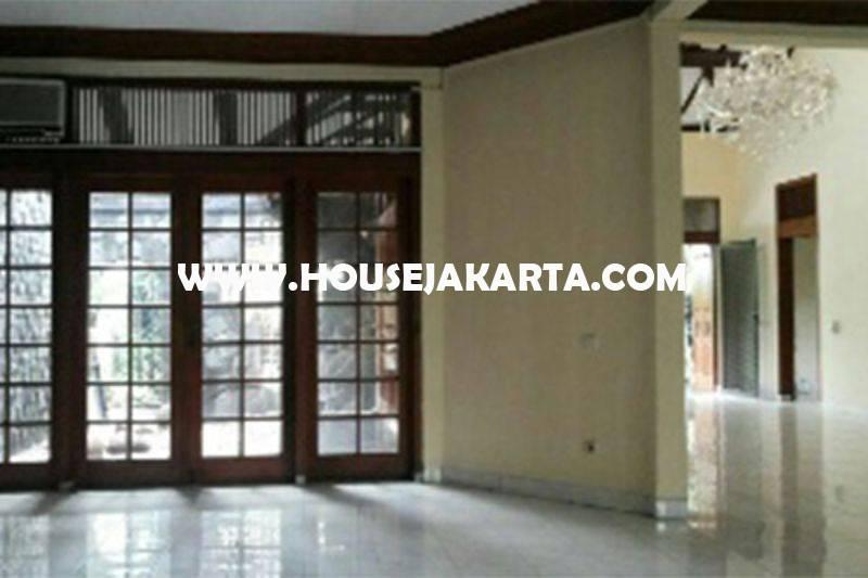 HS1088 Rumah jalan Besuki Menteng Dijual Murah dekat Taman bentuk Kotak