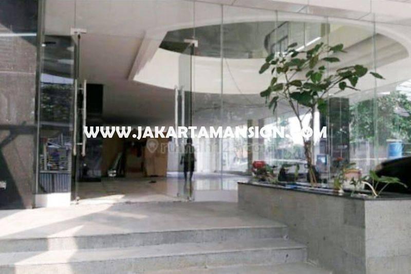 OS1097 Gedung Kantor Warung Buncit 6,5 Lantai & Basement Dijual Murah