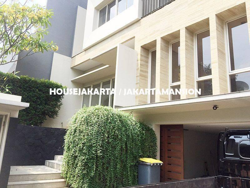 HR1137 House for Rent sewa lease at Pondok indah