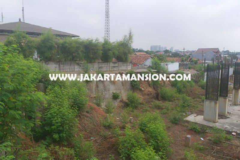 LS1155 Tanah Jalan Antasari Cilandak dekat TB Simatupang Luas 9.350m Ijin 30 Lantai Dijual Murah