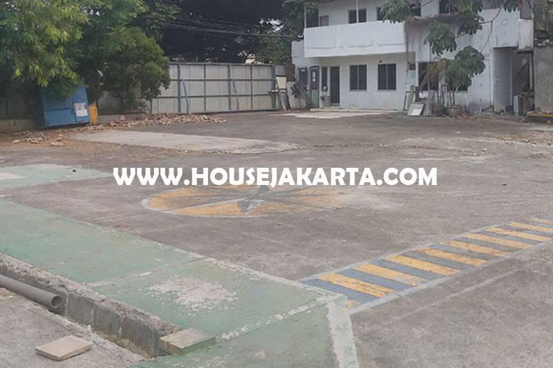 LS1156 Tanah Jalan Antasari Cilandak dekat TB Simatupang Luas 9.350m Ijin 30 Lantai Dijual Murah