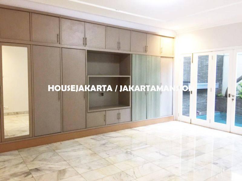HR1171 House for rent sewa lease at kuningan