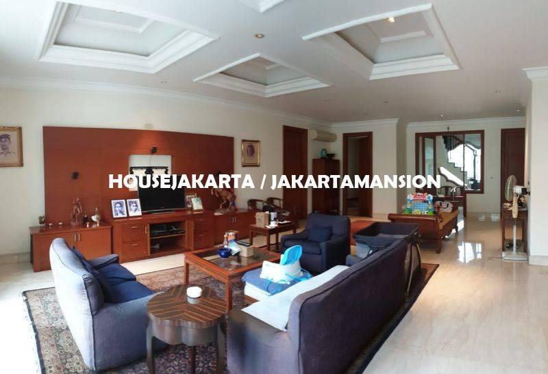 HR1178 House for Rent sewa lease at Pondok indah