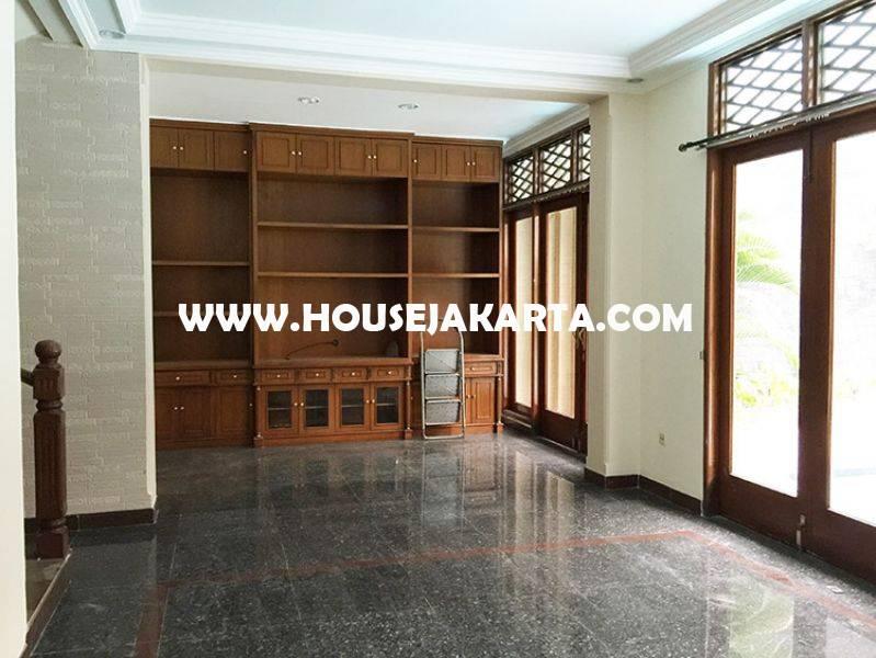 HS1199 Rumah Jalan Cibitung 3 Kebayoran Baru dekat senopati SCBD Sudirman Dijual Murah