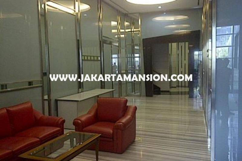 OS1220 Gedung Kantor 5 Lantai Jalan Raya Juanda Harmoni Kota dekat Thamrin Dijual Murah