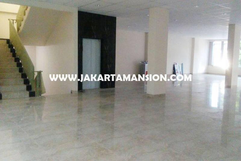 OS1222 Gedung Baru 5,5 Lantai daerah Guntur Kuningan dekat Menteng Sudirman Thamrin Dijual Murah 60 Milyar