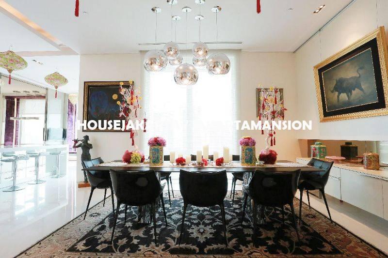 AR1233 Penthouse Apartement Pakubuwono Residence For Rent Sewa Lease