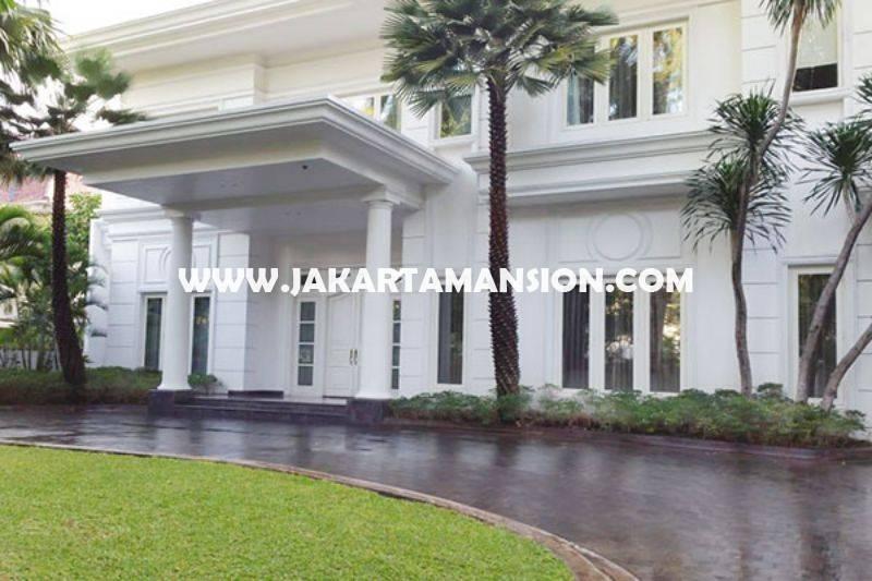 HS1249 Rumah Elite Mewah Jalan Imam Bonjol Menteng Dijual Murah Tanah Kotak ada Pool