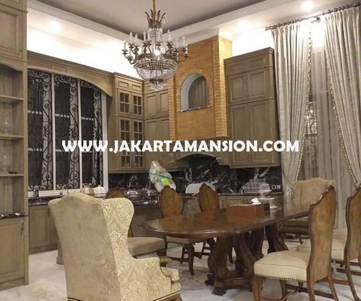HS1271 Rumah Baru Jalan Lembang Menteng Dijual Murah 40M ada 3 lantai Swimming Pool Lift