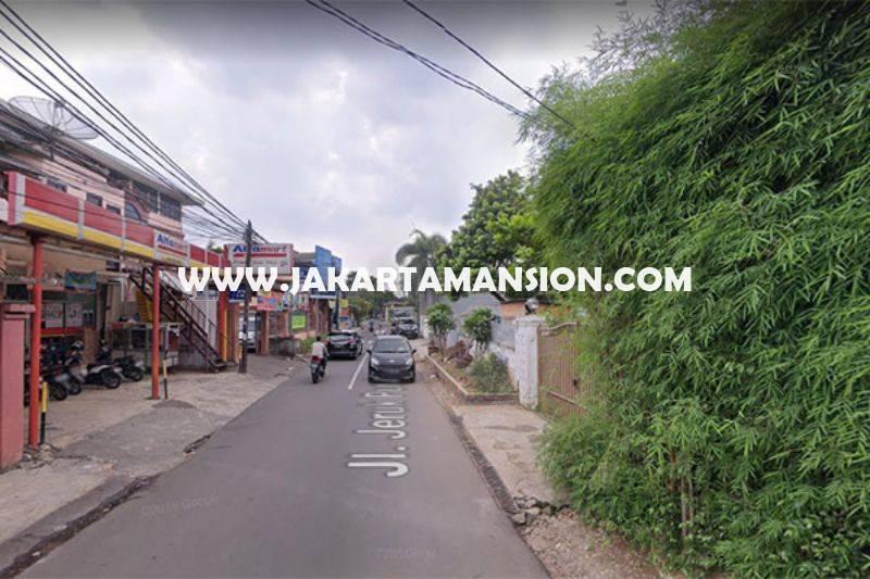 HS1275 Rumah Jalan Jeruk purut Kemang luas 2600m Belakang Auto 2000 Simatupang Dijual Murah 13,5 juta/m