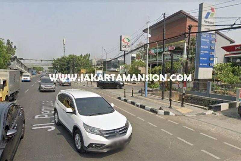 LS1285 Tanah komersial Jalan Pemuda Rawamangun Dijual Murah dibawah harga NJOP 26 juta/m Luas 6.200m