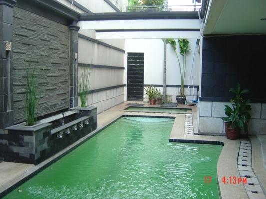 HR132 Nice house for rent at Kebayoran Baru