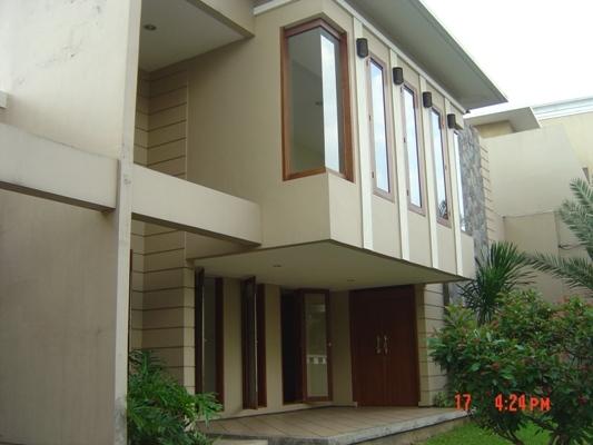 HR133 House for rent at Kebayoran baru Jakarta