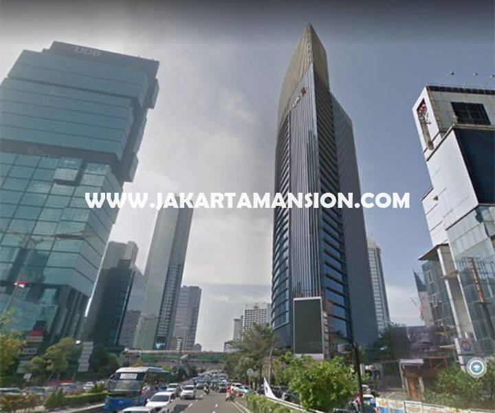 OS1387 Kantor Dijual Murah Lux Furnished Office Space The City Tower TCT Jalan MH Thamrin