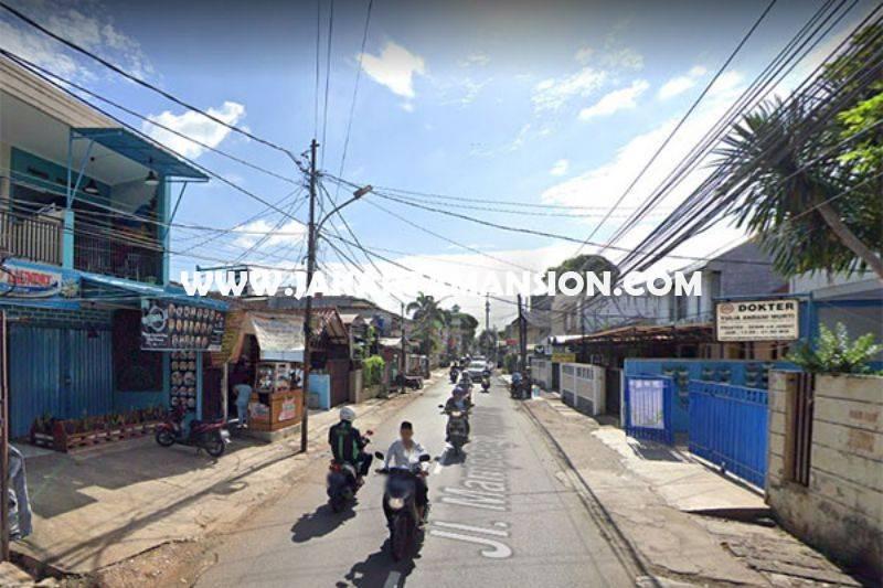HS1403 Rumah Jalan Mampang prapatan dekat warung buncit raya bisa buat usaha kost dijual murah 17,5 juta/m