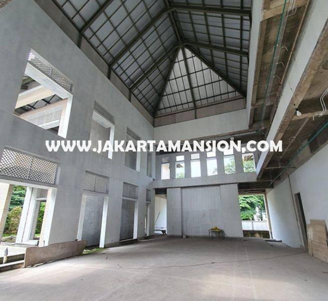 HS1419 Rumah Baru tinggal finishing Daerah Senopati Kebayoran dekat SCBD Sudirman Dijual