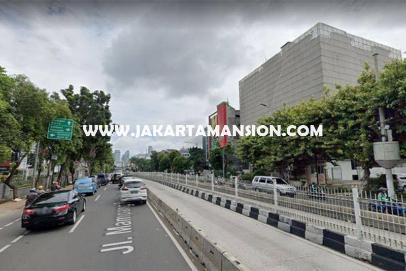 OS1421 Gedung kantor 8,5 lantai jalan Mampang Prapatan Raya Dijual dekat Rasuna Said Kuningan Gatot Subroto