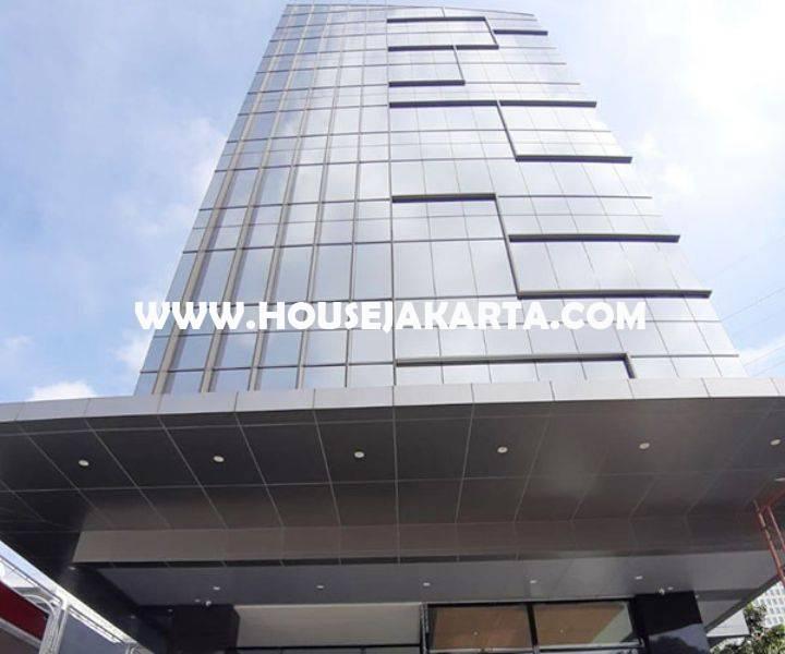 OS1430 Gedung Baru Jalan Warung Buncit Raya Mampang Prapatan 6 lantai ada Basement Dijual Murah 64M
