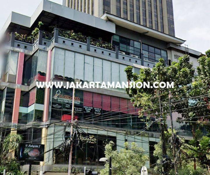 CS1443 Gedung 5 Lantai Jalan Kebon Sirih Agus Salim Sabang Menteng Dijual Murah 45M dekat Thamrin