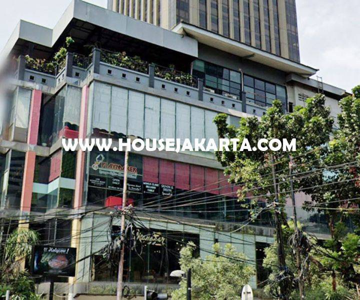 CS1444 Gedung 5 Lantai Jalan Kebon Sirih Agus Salim Sabang Menteng Dijual Murah 45M dekat Thamrin