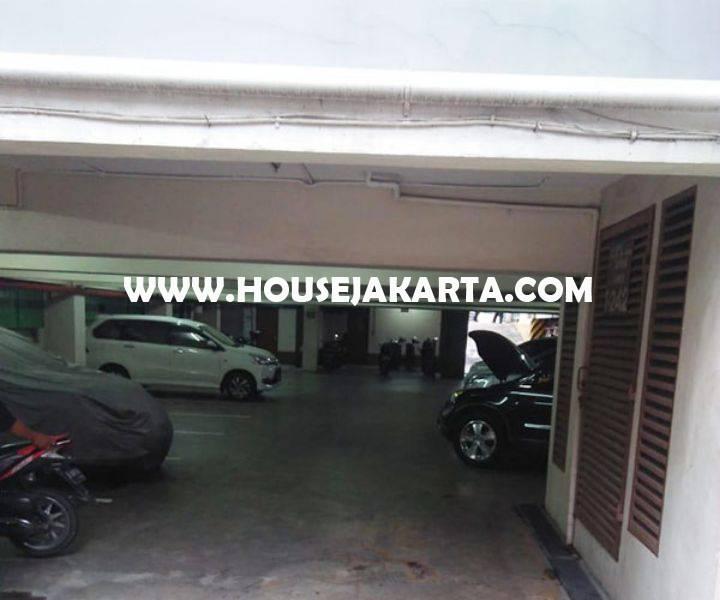 OS1448 Gedung Kantor Komersial 4 lantai ada basement Jalan Teuku Cik ditiro Menteng Dijual Murah