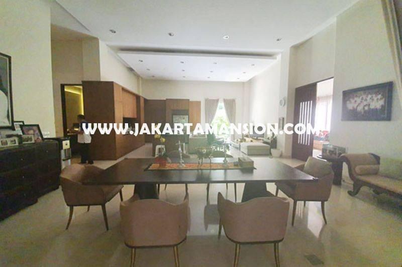 HS1457 Rumah Bagus daerah Galuh dekat Sriwijaya Senopati Kebayoran Baru scbd Sudirman Dijual
