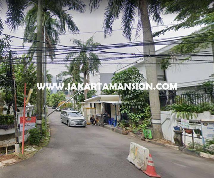 HS1479 Rumah Jalan Karang Asem Denpasar Mega Kuningan Dijual Murah Hitung Tanah