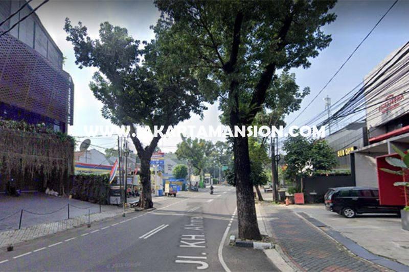 CS1487 Rumah Toko ex cafe jalan Raya Ahmad Dahlan Kebayoran Baru Dijual Murah Bisa Komersial