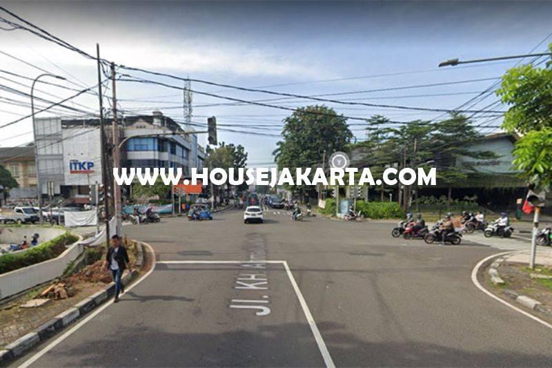 CS1488 Rumah Toko ex cafe jalan Raya Ahmad Dahlan Kebayoran Baru Dijual Murah Bisa Komersial
