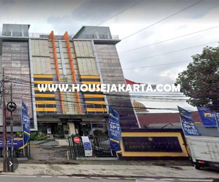 OS1490 Gedung Kantor 6 lantai Pondok Pinang Ciputat Raya dekat TB Simatupang Dijual Murah 50M