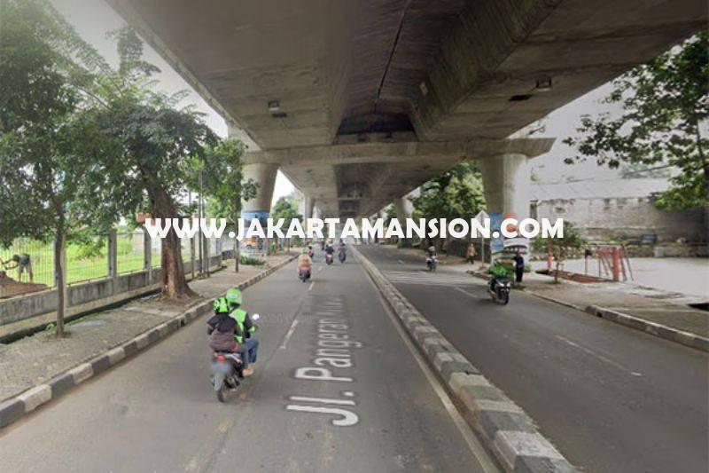 LS1499 Tanah Jalan Raya Pangeran Antasari dekat Kemang Jakarta Selatan Dijual Murah