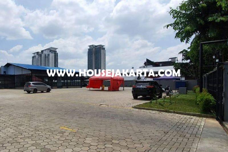 LS1500 Tanah Jalan Raya Pangeran Antasari dekat Kemang Jakarta Selatan Dijual Murah