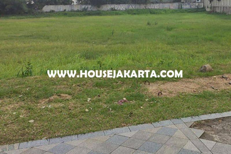 LS1506 Tanah Komersial jalan Mega Kuningan Dijual Murah 85 juta/m ijin Gedung 40 Lantai